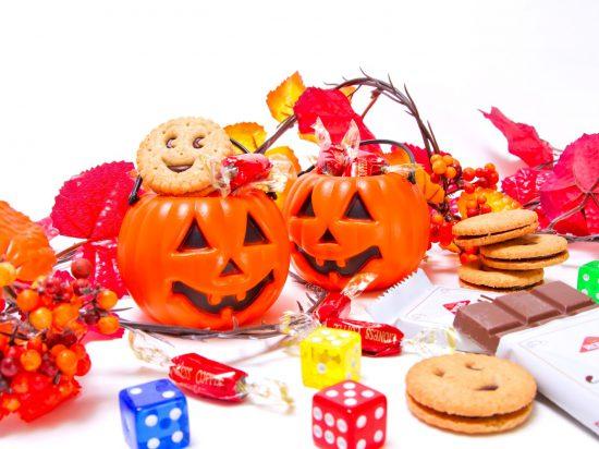 10月の定番イベント「ハロウィン」のアイキャッチ画像